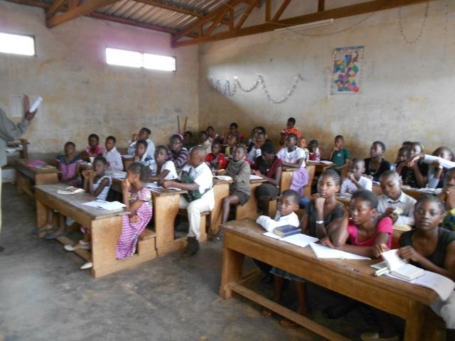 Chcą się uczyć w Kamerunie!