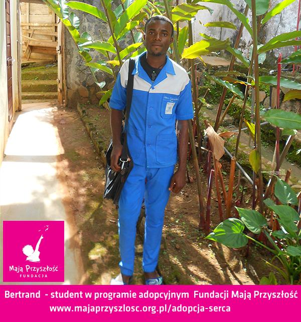 Gosia spotyka Bertranda – wzruszające spotkanie w Yaounde
