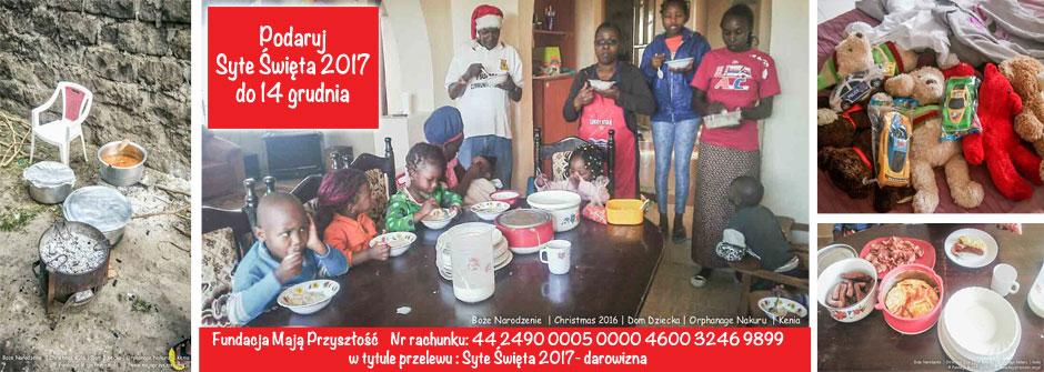 Syte Święta 2017 - wesprzyj do 14 grudnia!