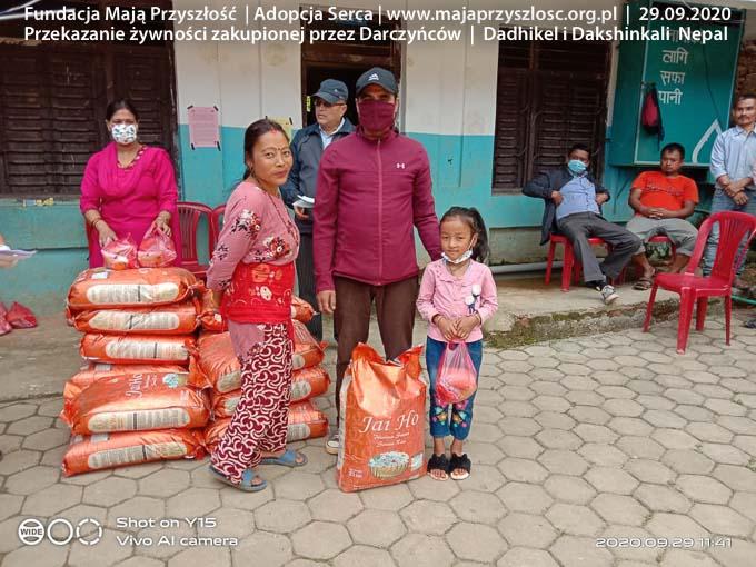 Paczka żywnościowa 2021 - kontynuacja akcji